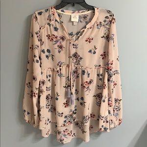 Knox Rose blouse- M